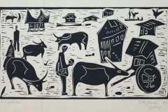 Mengungkap seni grafis Jakarta era 60-an dan 70-an